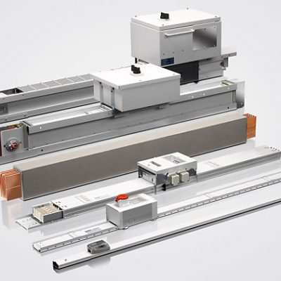 Power and lighting busbar trunking systems